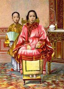 Jarre en céramique peinte, datant des Han Occidentaux.