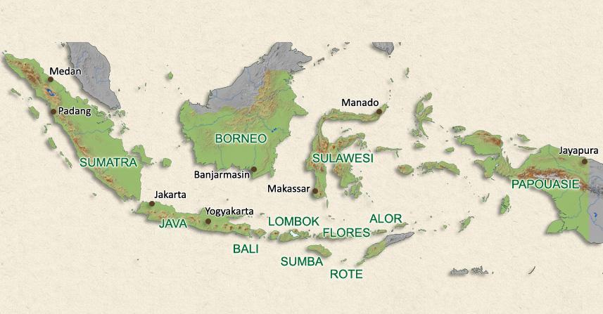 Voyage Indonesie Et Bali